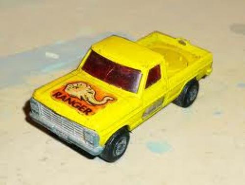 Pick-up Truck; Ranger 70ies
