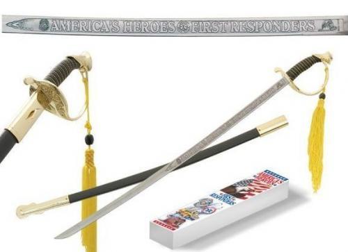 first responders sword