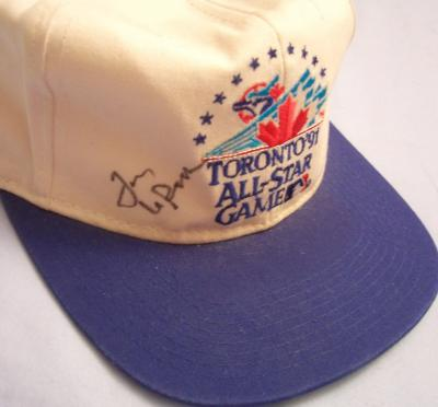 Tony La Russa autographed 1991 All-Star Game cap