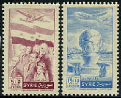 Emigrants congress 2v; Year: 1955