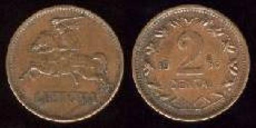 2 centu 1936 (km 80)