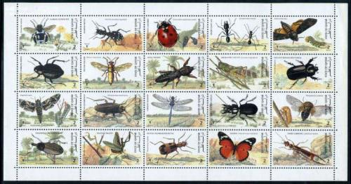 Insects 20v m/s; Year: 1998