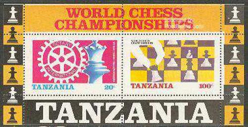 World chess championship s/s; Year: 1986