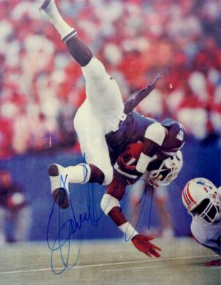 Eric Dickerson autographed Indianapolis Colts 8x10 photo