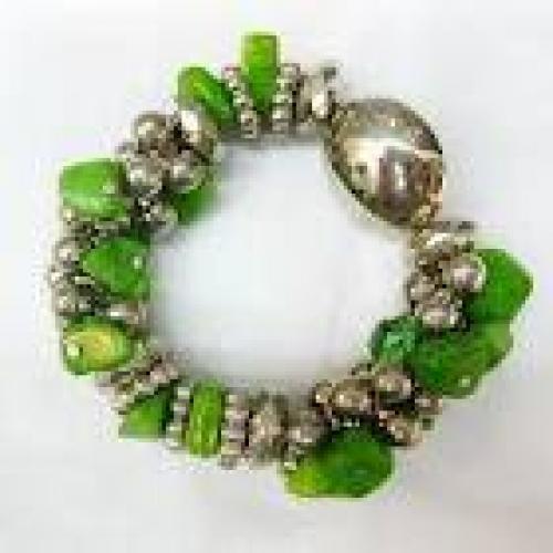 Handmade beaded jewelry vintage bohemian bracelet