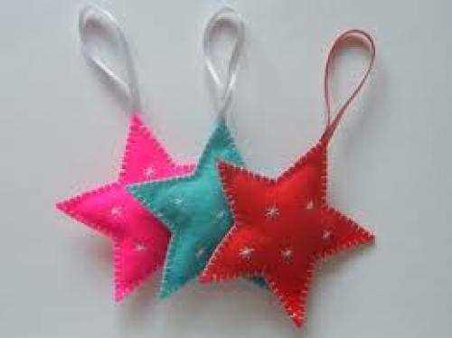 Crafts; Christmas Handmade Decorations
