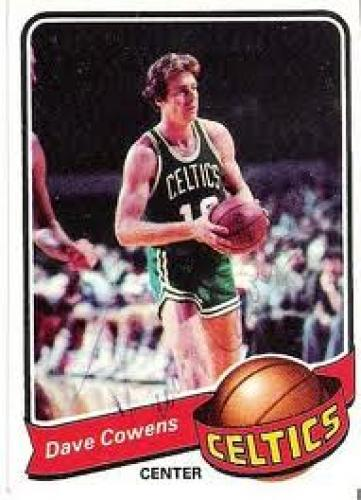 Basketball Card; DAVE COWENS (CELTICS); 1979; Center