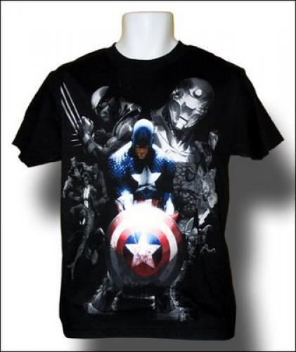Comics T-Shirt