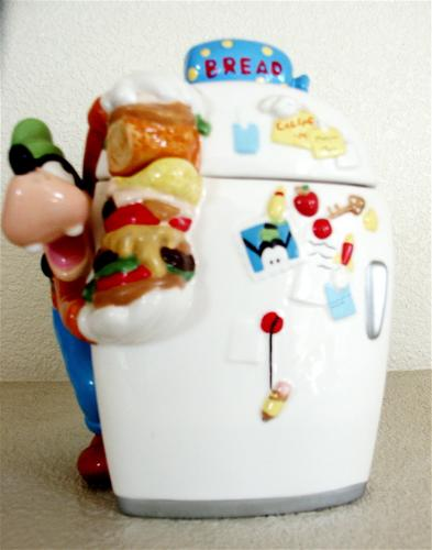 Goofy Cookie Jar
