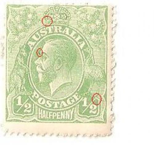 stamp KGV