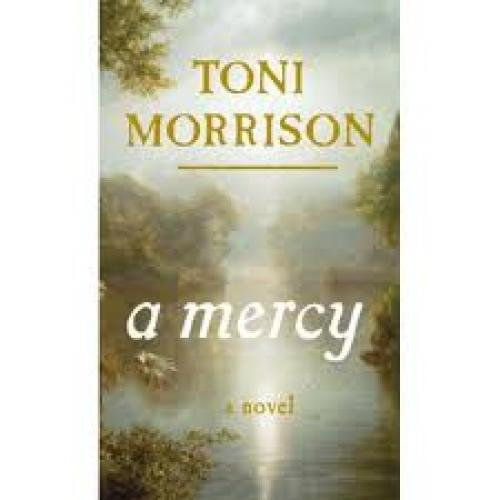 "A Mercy; It made the New York Times Book Review list of ""10 Best Books of 2008"