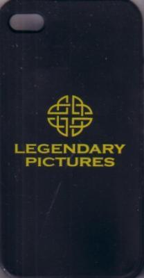 Legendary Pictures logo 2010 Comic-Con iPhone case