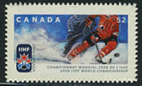 Int. Ice Hockey federation championships 1v s-a