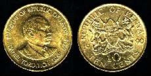 10 cents 1980-1994 (km 18)