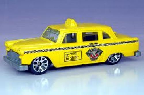 Checker Cab -  Cars