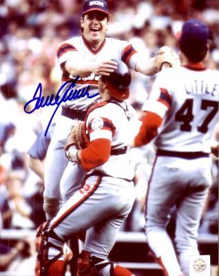 Tom Seaver autographed 8x10 Chicago White Sox photo (SSG)