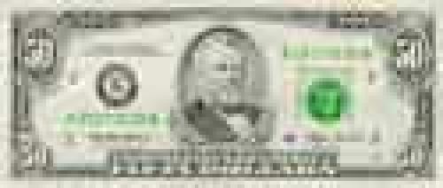 50 dollars; Regular issues; (1964-1993)