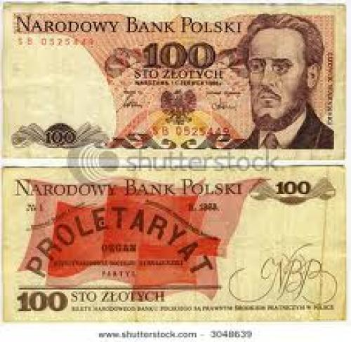 Banknotes;  Poland money 50000 Zlotych banknote