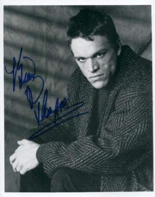 Brian Thompson (X-Files) autographed 8x10 photo