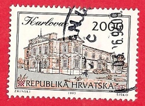 HRVATSKI GRADOVI - KARLOVAC