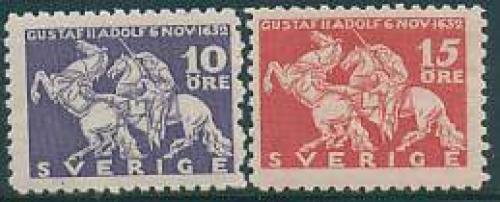 King Gustav II 2v