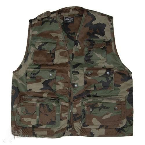 Hunting Vest, Safety Vest & Fishing Vest