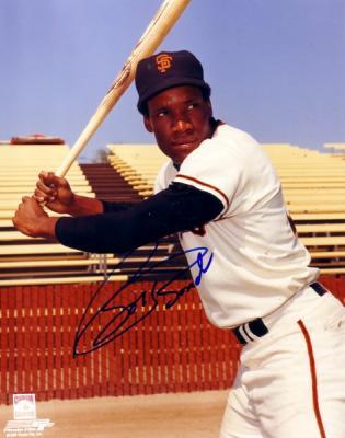 Bobby Bonds autographed 8x10 San Francisco Giants photo