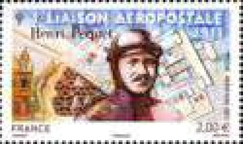100th Anniversary of first flight to India - Henri Pequet (1