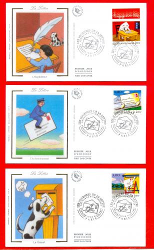 lETTER MAIL POSTAGE