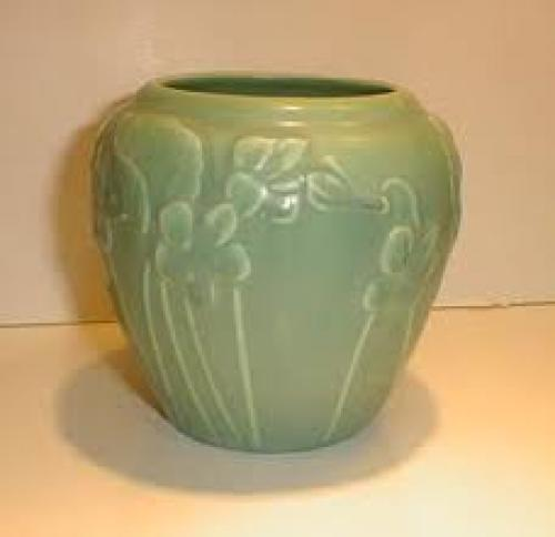 Greenish Pottery 