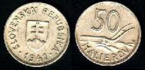 50 halierov 1940-1941 (km 5)