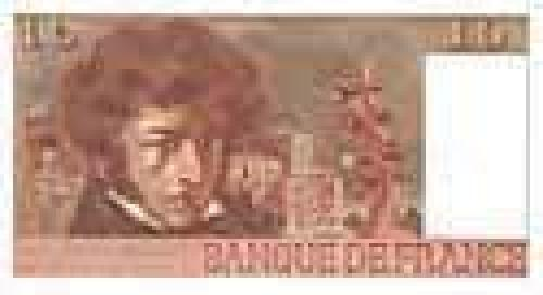 10 Dix Francs; Older issue