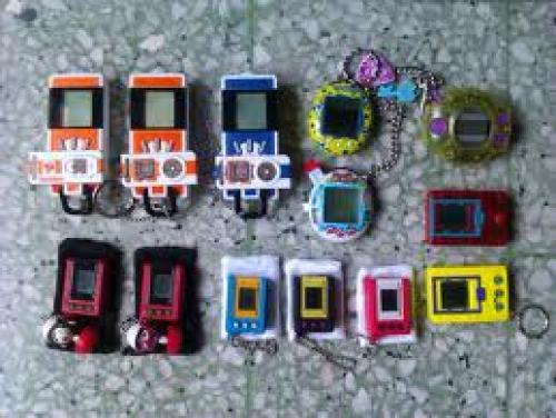 Tamagotchi Collection