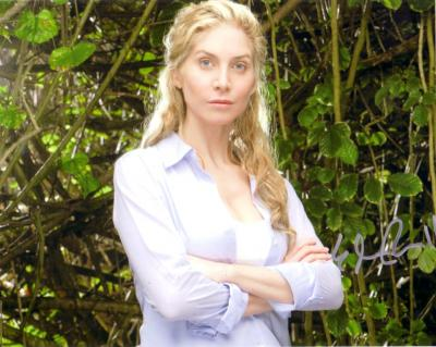 Elizabeth Mitchell autographed 8x10 photo
