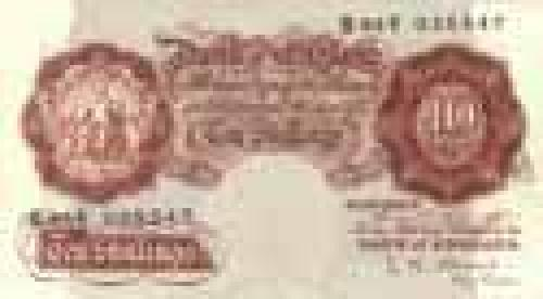 10 Shillings; Issues of before 1960ies