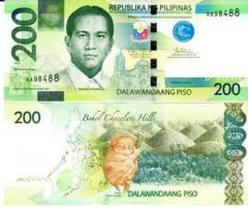Banknotes; 2010 Philippine 200 Peso New Design Series
