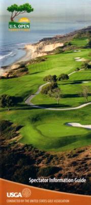 2008 U.S. Open Spectator Guide (Tiger Woods wins 14th major)