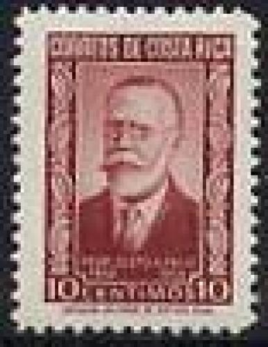 J.A. Facio 1v; Year: 1960
