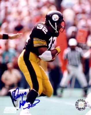Franco Harris autographed Pittsburgh Steelers 8x10 photo