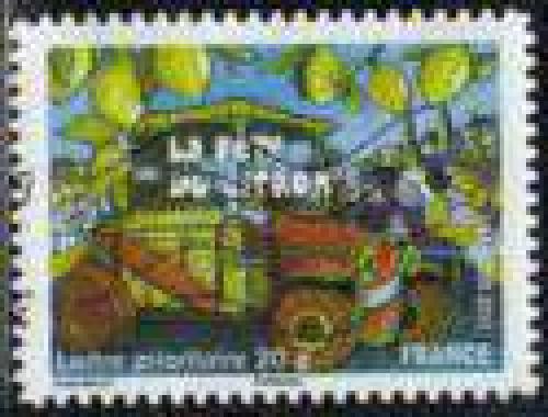 The lemon festival - Menton