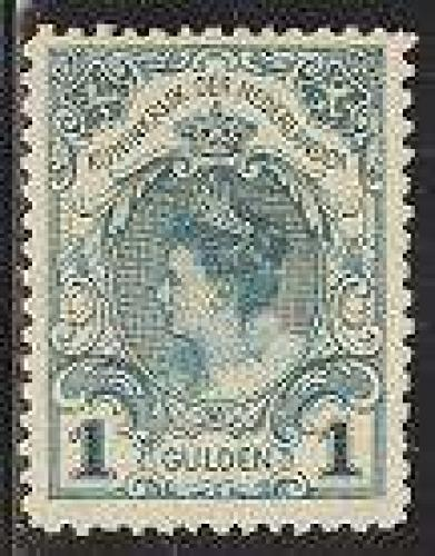 Coronation 1v [Kroningsgulden]; Year: 1898