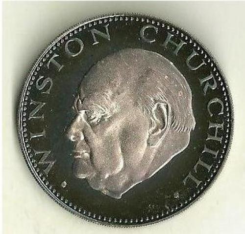 150 Guaranies Churchill