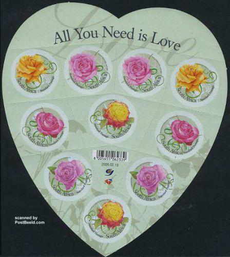 All you need is love 10v s-a