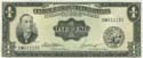 1 Peso; ssue of 1949