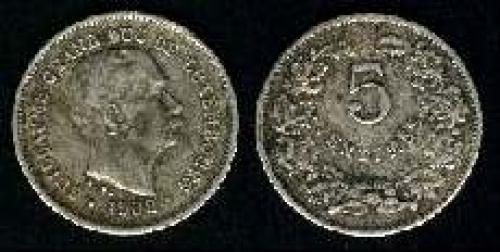 5 centimes 1908 (km 26)