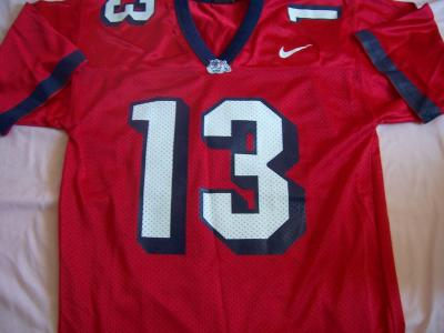 Fresno State Bulldogs #13 football replica Nike jersey NEW WITH TAGS