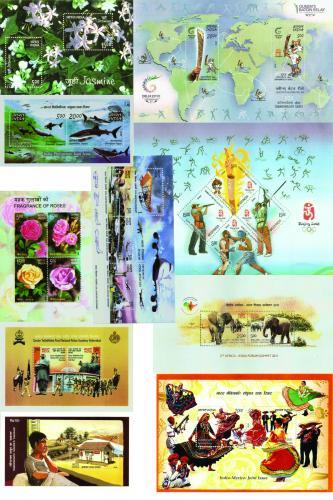 Indian Mini Sheets