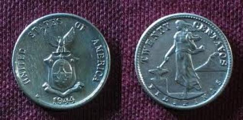Coins;  USPI (United States - Philippine Islands) 1903-1945 Series Old USA Coins