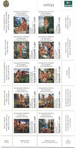 STAMPS 2002 INDIGENOUS INCORPORATION