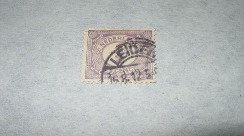 Netherlands 1899